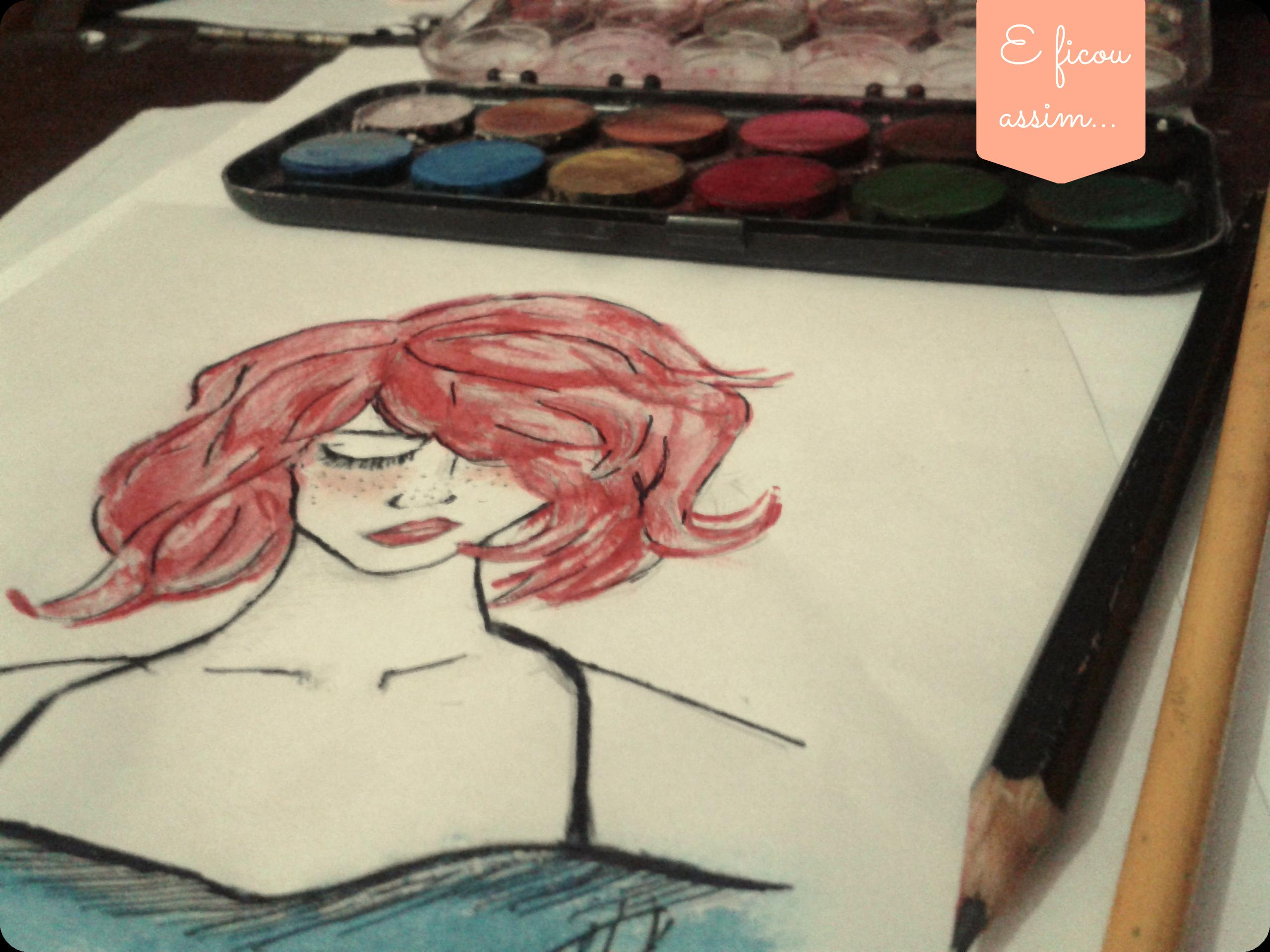 Desenho: Riany Oliveira