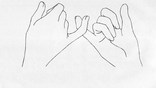 Hand Holding Drawing Tumblr