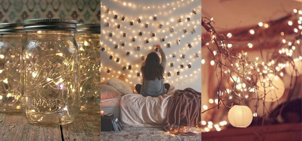 Fairy Lights Tumblr Best Fairy Lights Room Decoration On