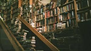 Books Aesthetic Tumblr Books Library
