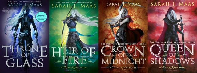 Image result for sarah j maas books