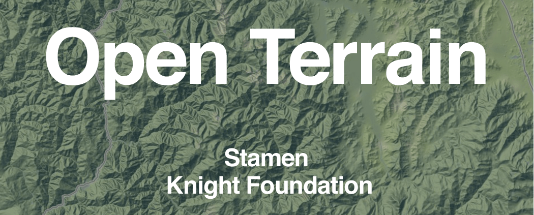 Preview of Open Terrain tumblr page