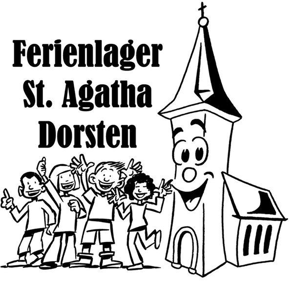 St. Agathas Ferienfreizeit #stagathasff • Mit gut