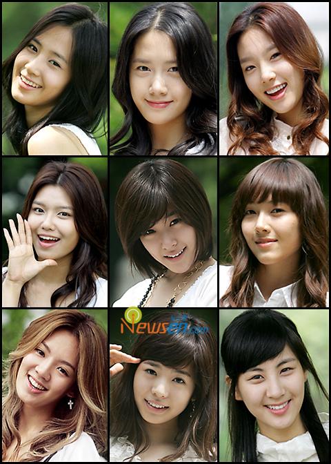 Girls Generation, SNSD, So Nyuh Shi Dae, Foto SNSD/Girls Generation