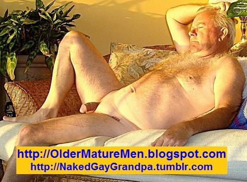 silver grandpa tumblr