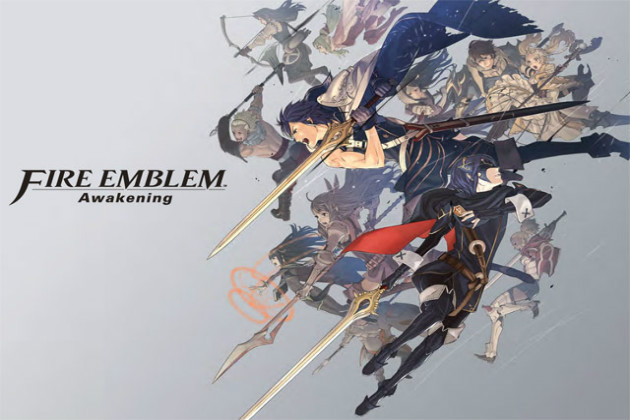 Image result for fire emblem awakening cover