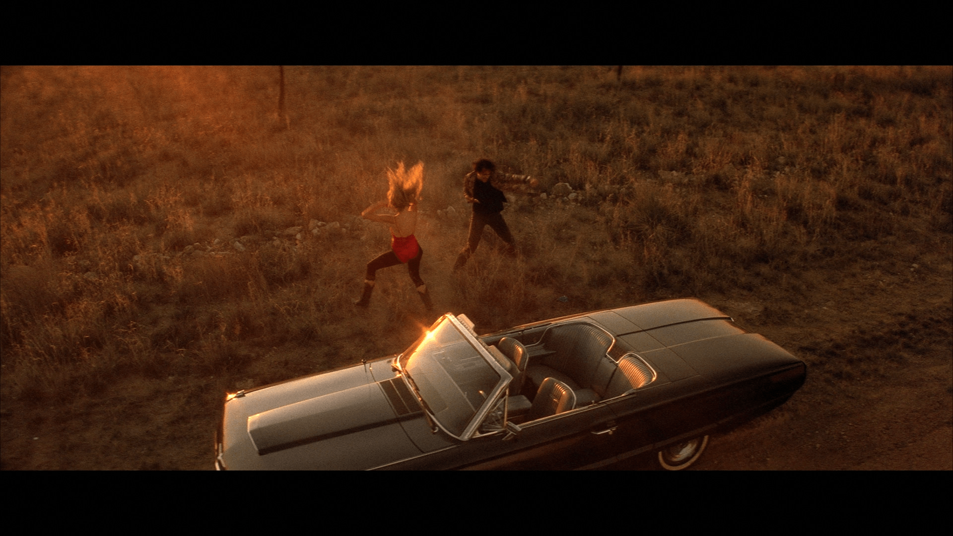 A still from the film Wild At Heart.