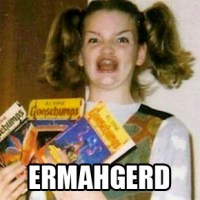 ERMAHGERD: Who is This Girl?