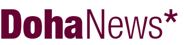 Image result for Doha News, logo