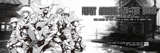 Brent Amaker and the Rodeo - Thanksgiving song of the year