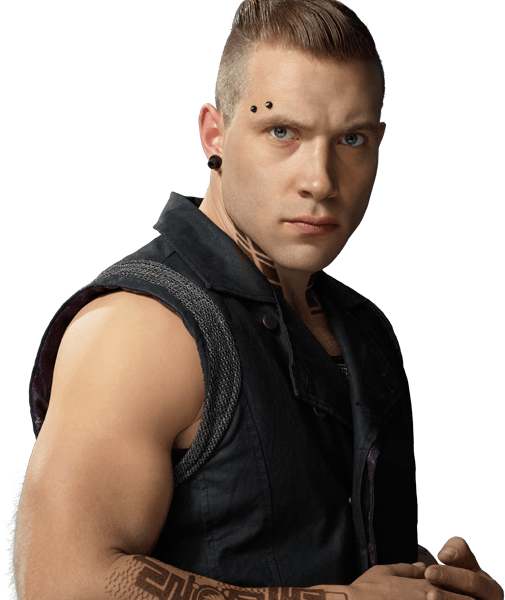 eric jai courtney