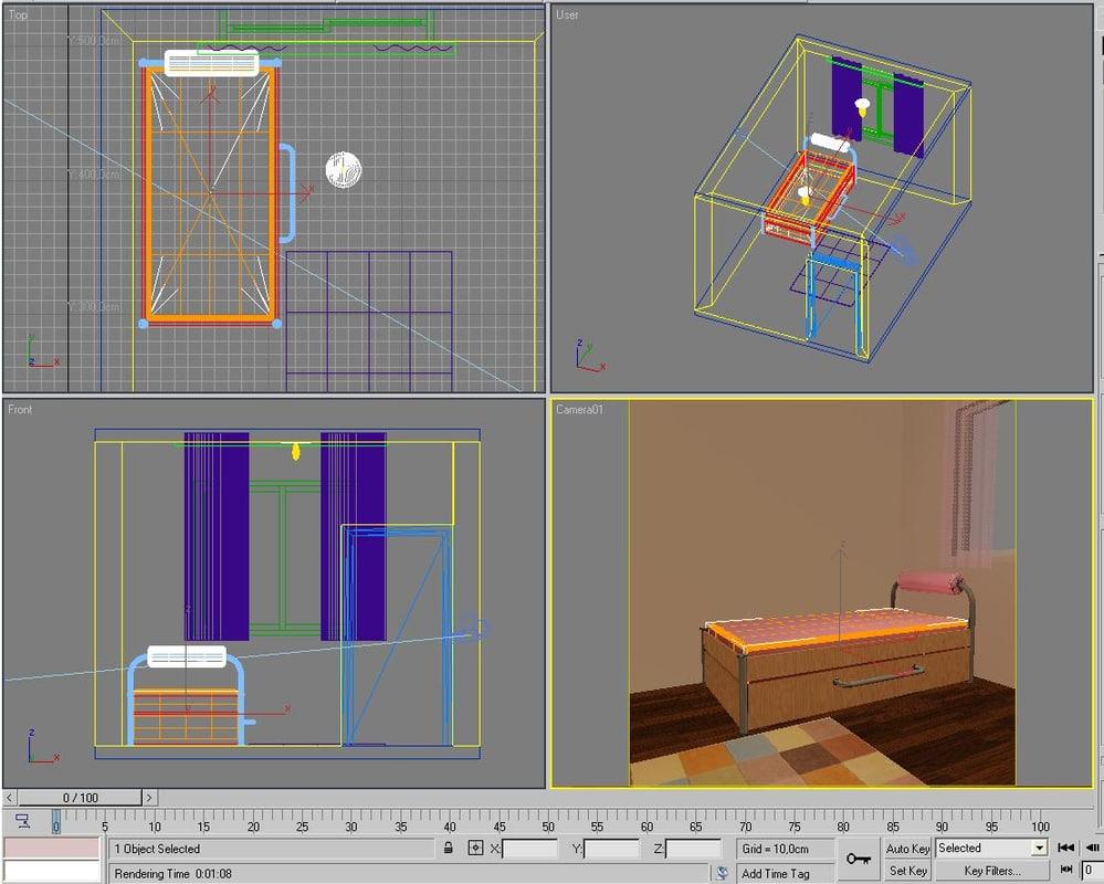 hight resolution of teen bedroom diagram