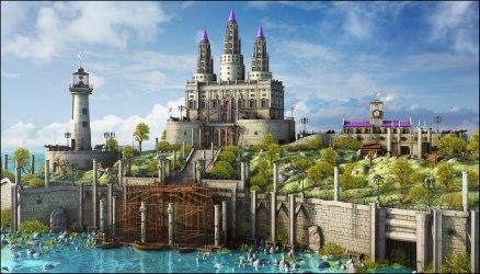 3D medieval fantasy TurboSquid 1152465
