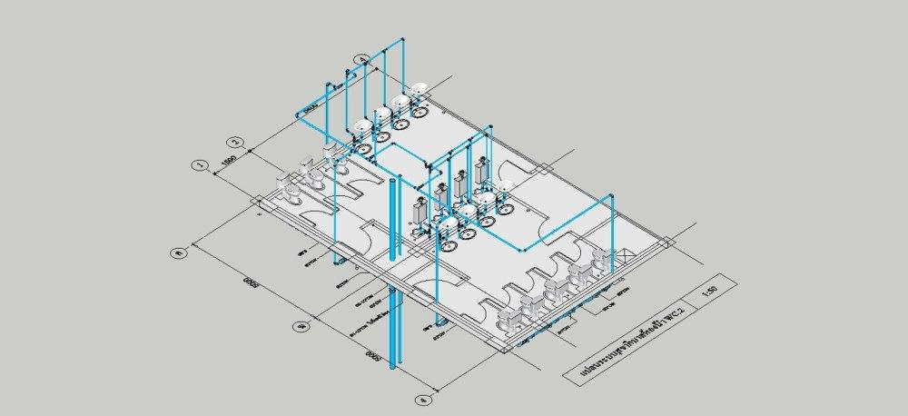 medium resolution of  sanitary pvc pipe fitting 3d