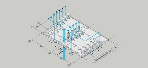 small resolution of  sanitary pvc pipe fitting 3d