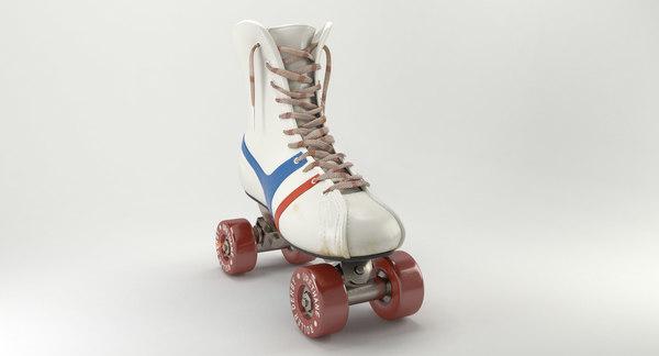 patins a roulettes vintage