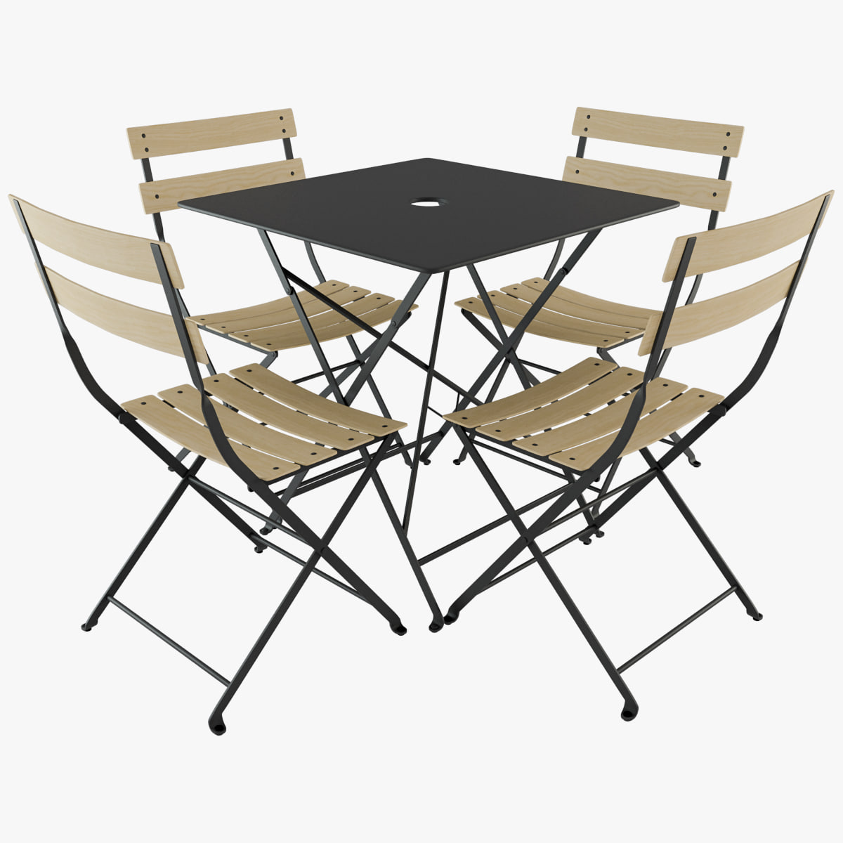 Fermob Bistro Chair Table Fermob Bistro Elegant Table Fermob Bistro With