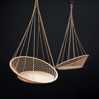 swing chair revit family bean bag toddler hanging 3d models for download turbosquid cuzco model