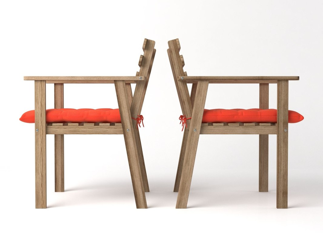 Ikea Picnic Benches