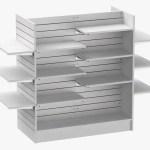 Slat Wall Gondolas And Shelves 01 02