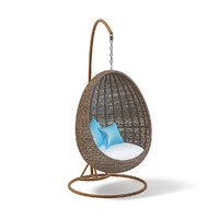 swing chair revit family easy adirondack plans hanging 3d models for download turbosquid wicker model