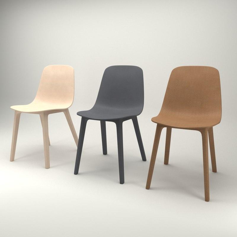 ikea metal chairs chair cover rental saskatoon 3d turbosquid 1259654
