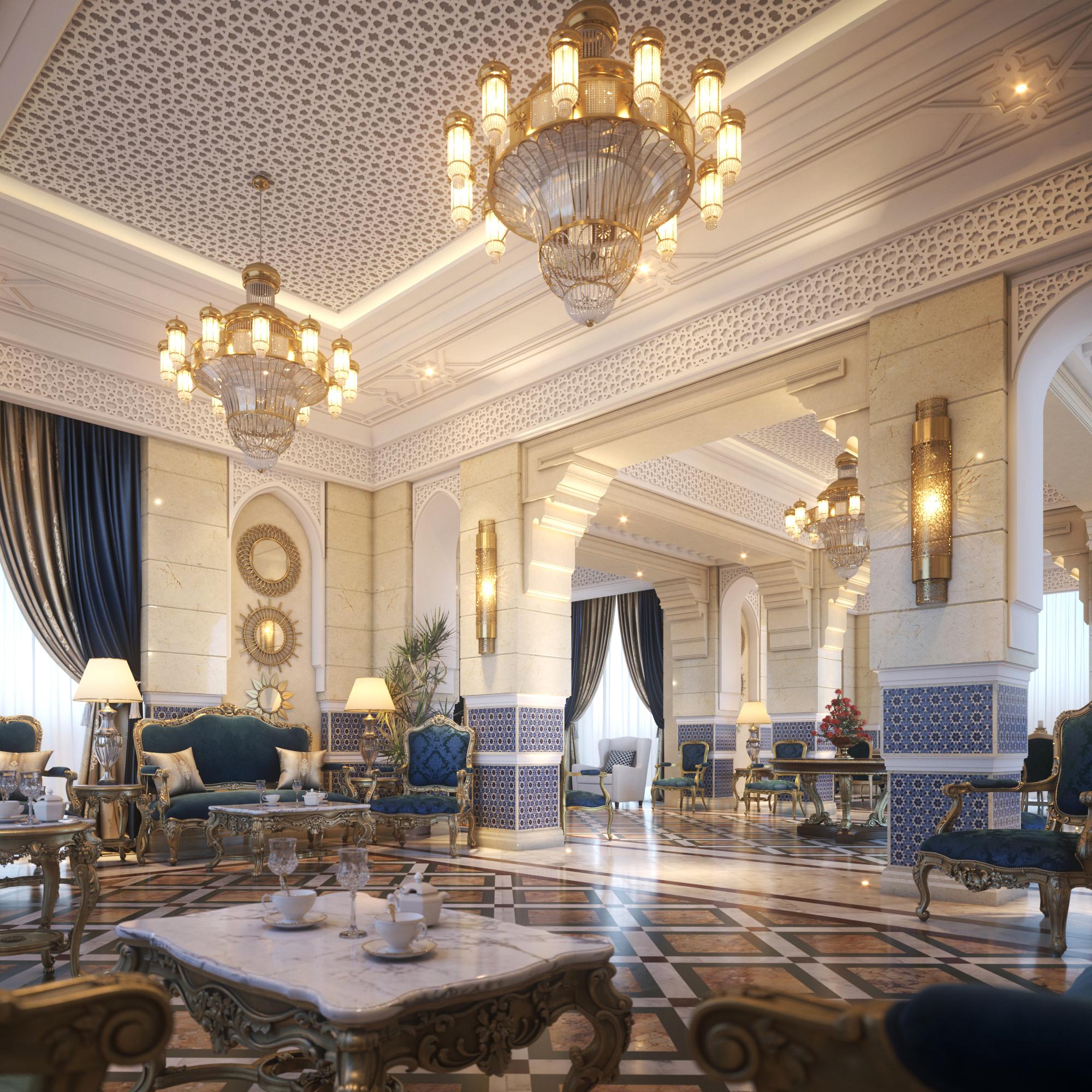 Moroccan Style Luxury Villa