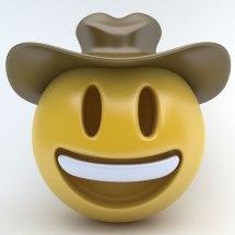 Cow Emoji - Year of Clean Water