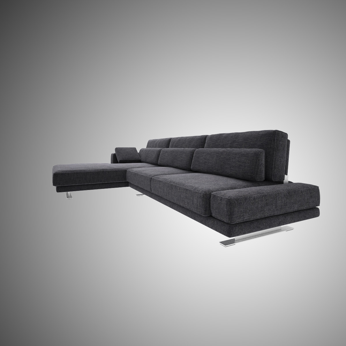 Sofa Rolf Benz Onda 3d Model Mera Leather Sofa Mera Collection By