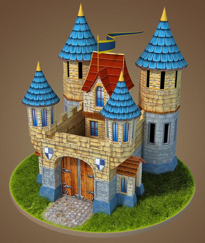 Castle Animation Max