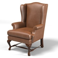 Country Style Wingback Chairs Fold Up For Sporting Events 3ds Max Wing Chair Melrose