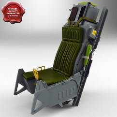 Ejection Seat Office Chair Markwort Stadium Maya F 16