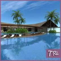 Model Tropical Resort