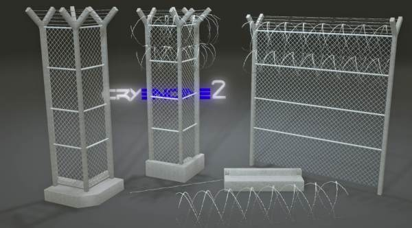 Free Download 3d Fence - Year of Clean Water