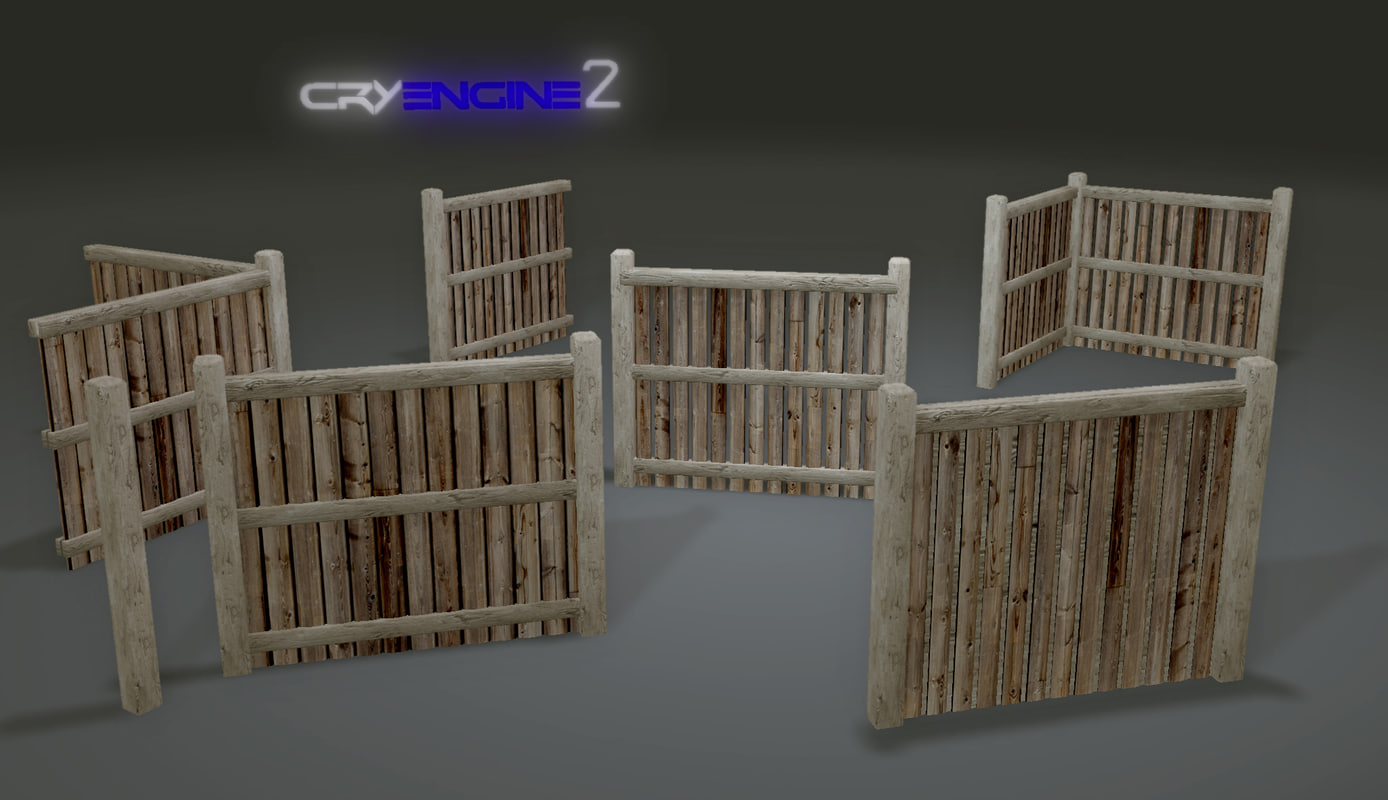 free pack fences plank