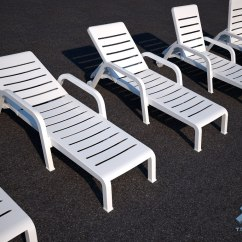 Resin Lounge Chair Desk Chairs On Sale 3d Plastic Poolside Chaise