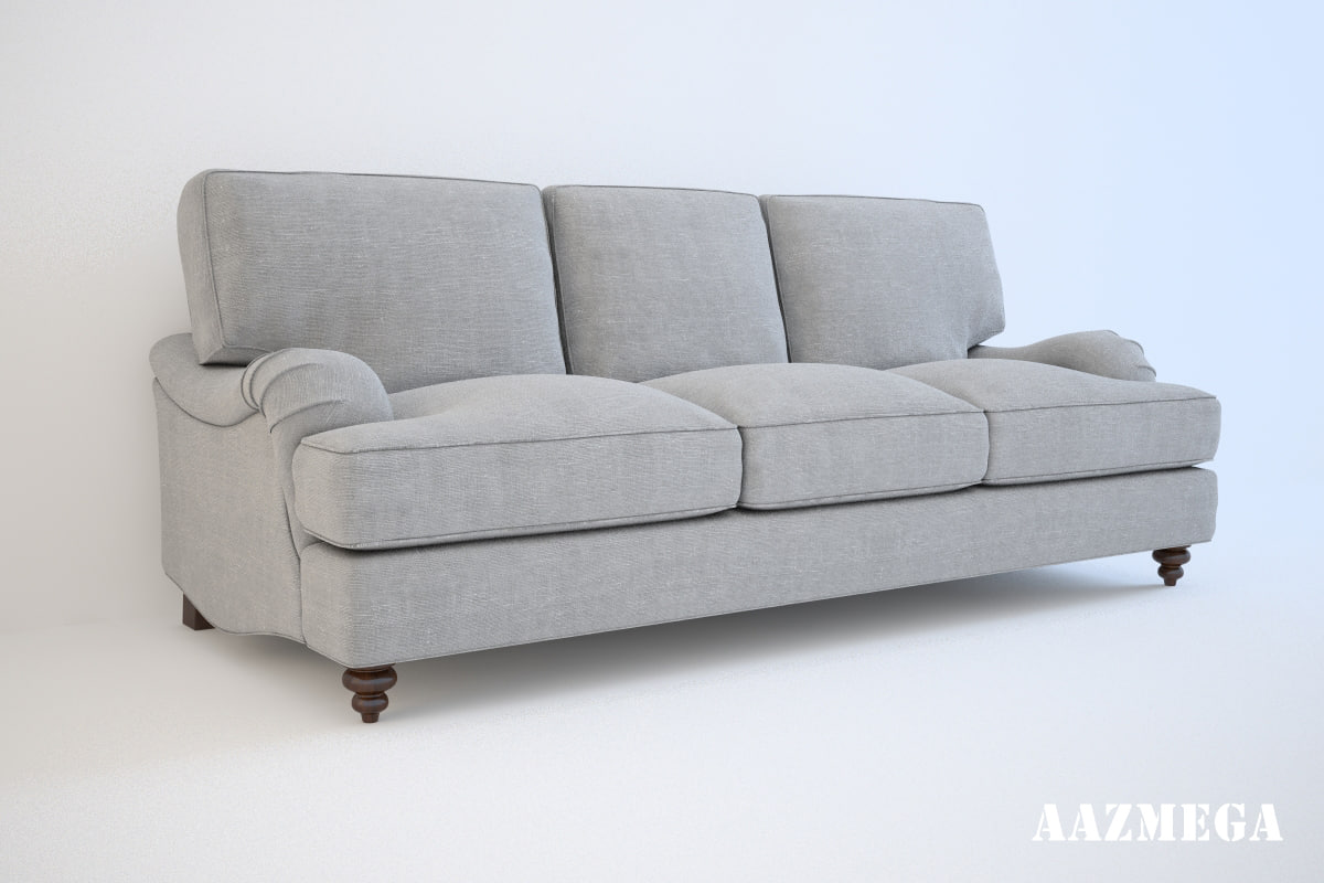 sofas within 10000 sofa bed ikea baker bishop 3d model