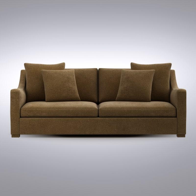 crate and barrel verano sofa smoke modern sleek designs | baci living room