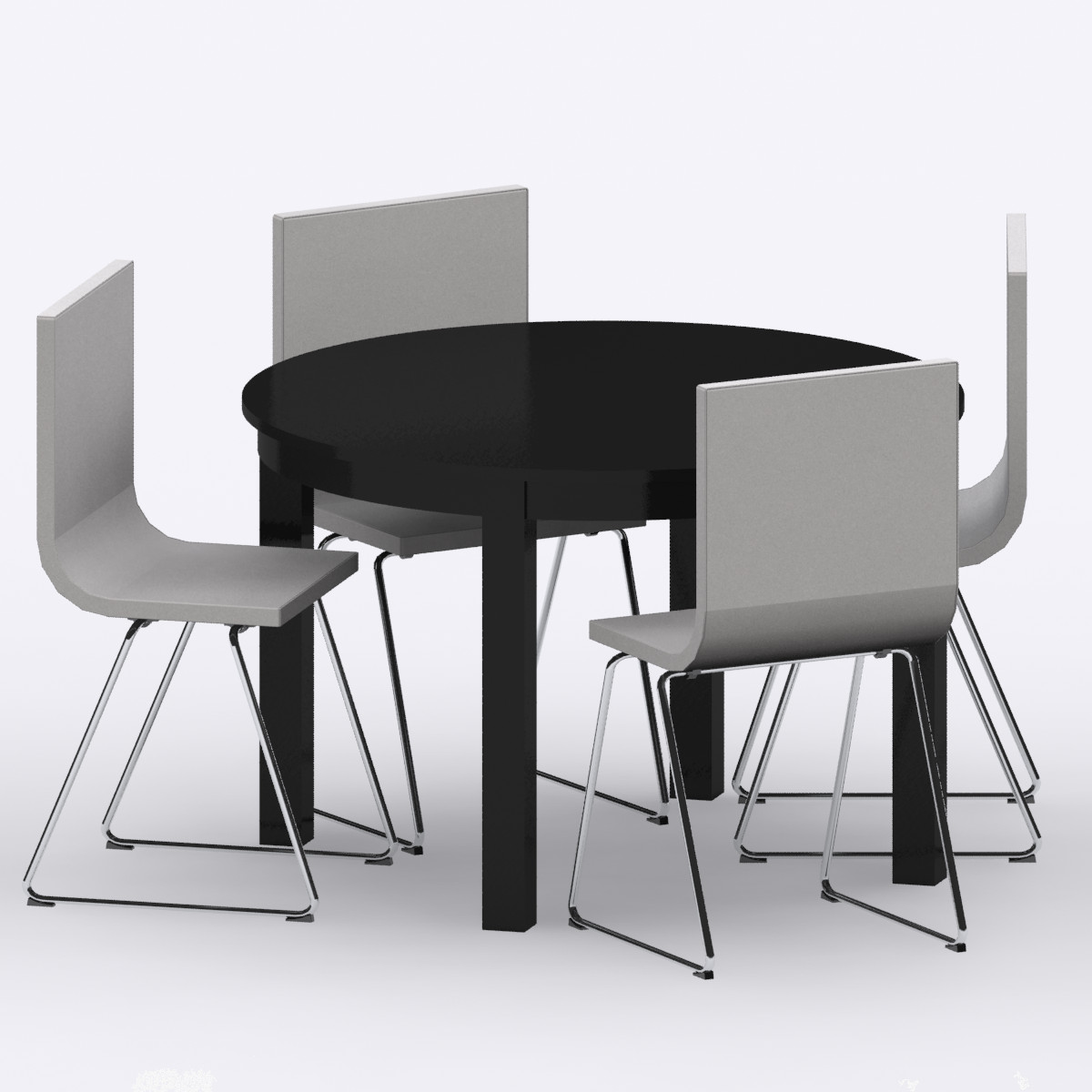 bernhard chair review small tables and chairs 3d ikea bjursta table model