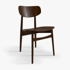 Danish Dining Chair Costco Baby Mid Century 3d Model