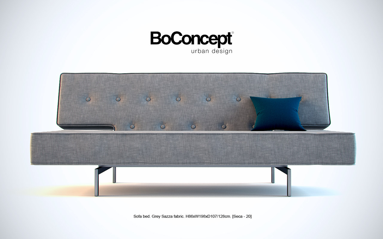 boconcept sleeper sofa review how to wash my fabric 3ds bed