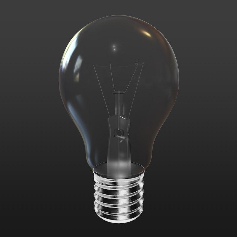 Cinema 4d Light Bulb