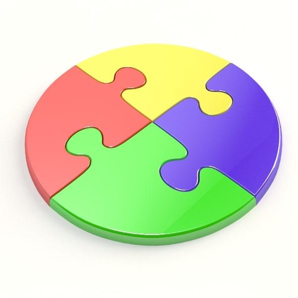 Circle Jigsaw