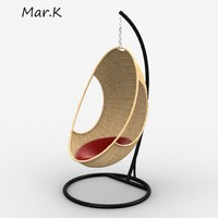 swing chair revit family white slipcover and ottoman hanging 3d models for download turbosquid model of