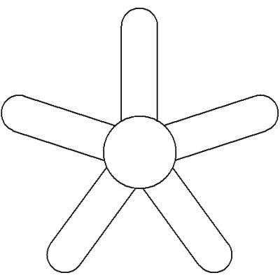 Building Other Fan 2d Symbol