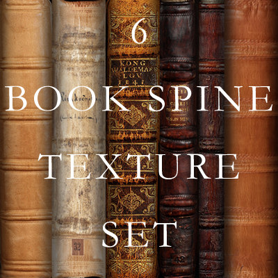 Texture Other Book Spine Spines