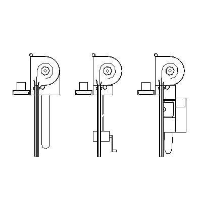 Building Other coiling door Detail