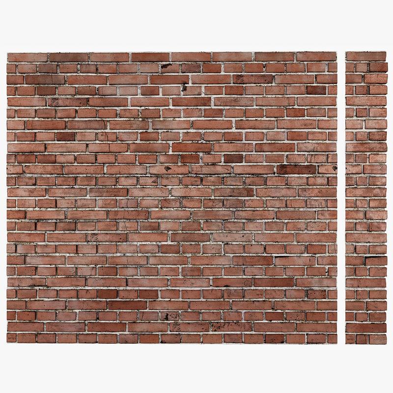 red bricks seamless