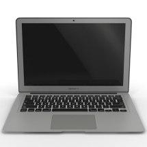 3d Macbook Air 13 Model