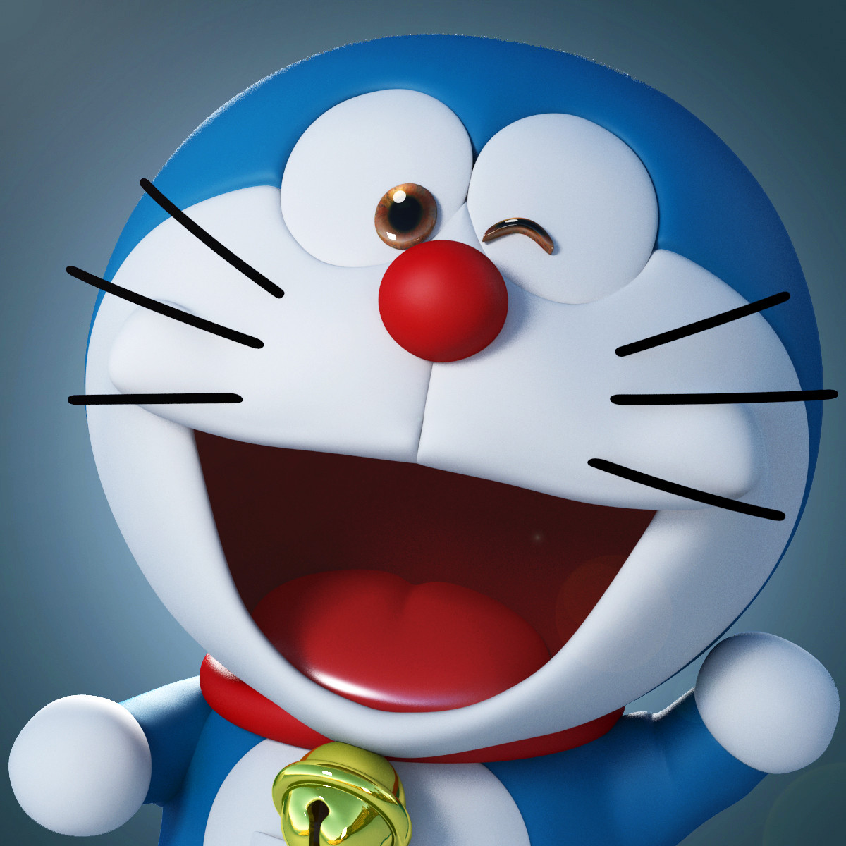 Wallpaper Doraemon 3d Untuk Hp  impremedianet